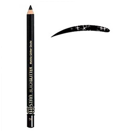 Crayon yeux Black Glitter Crayon yeux Black Glitter Astra Make-Up