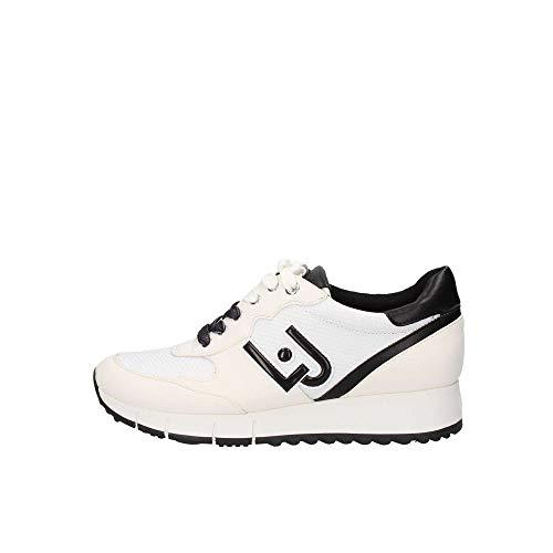 Liu Jo B19019 PX027 Sneakers Donna Bianco 40