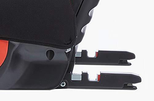 ChildGuard(チャイルドガード)ISOFIX・シートベルト固定両対応ISO-FIX/シートベルト固定両対応チャイルドガードエアパッド搭載モデルJ350ブラック/レッド3歳~(1年間保証)CGDJ3503ブラック/レッド3歳~(1年保証)CGDJ3503