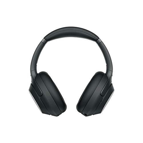 SONY WH-1000XM3 Wireless Noise canceling Stereo Headset(International Version/Seller Warrant) (Black)