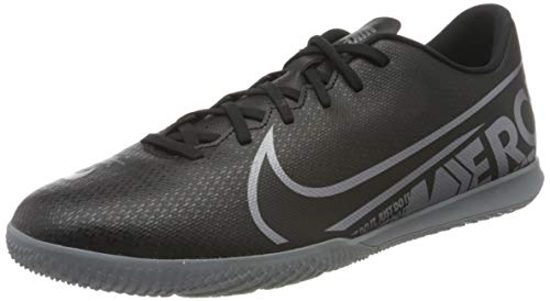 Nike Mens Vapor 13 Club Ic Indoor Football Trainers, Black, 45 EU