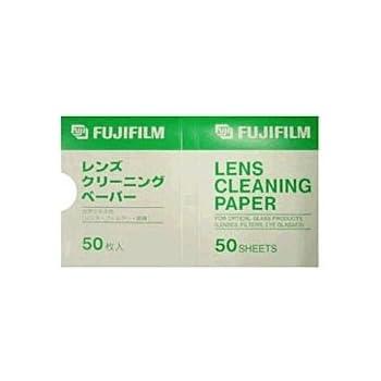 FUJIFILM レンズクリーニングペーパー LENS CLEANING PAPER 50
