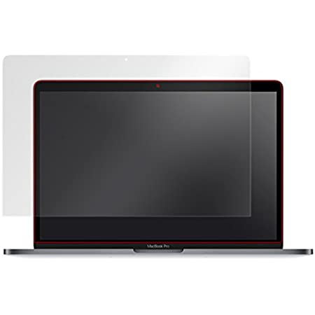 ミヤビックス MacBook Pro 13インチ (2020 M1 / 2020 / 2019 / 2018 / 2017 / 2016) / MacBook Air 13インチ Retina (2020 M1 / 2020 / 2019 / 2018) 用 指紋が目立たない 反射防止液晶保護フィルム OverLay Plus OLMBP13L2016/1