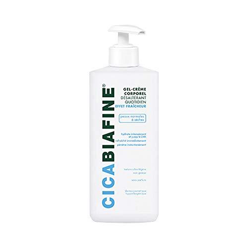 CicaBiafine Gel-Crème Corporel Désaltérant Quotidien 400 ml