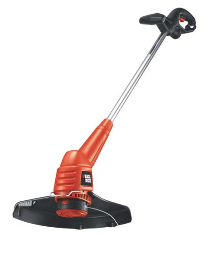 BLACK+DECKER String Trimmer, Electric Automatic Feed, 13-Inch, 4.4-Amp (ST7700)