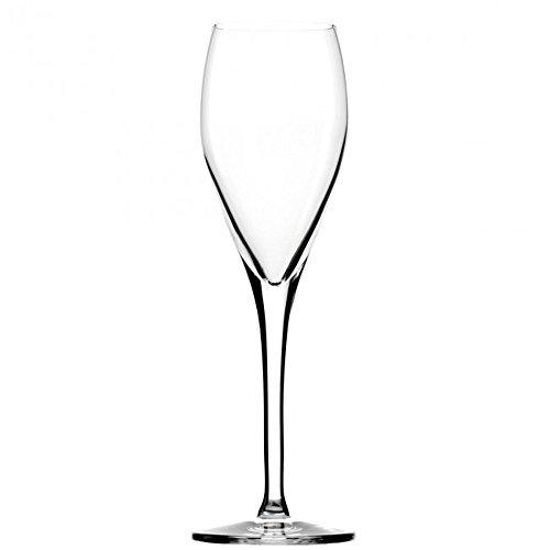 DEGRENNE - Anytime Lot de 6 flûtes à Champagne 15 cl - Transparent