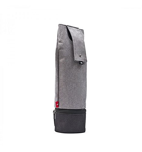 Valira bolsa térmica para botellas de 1.5 L gris