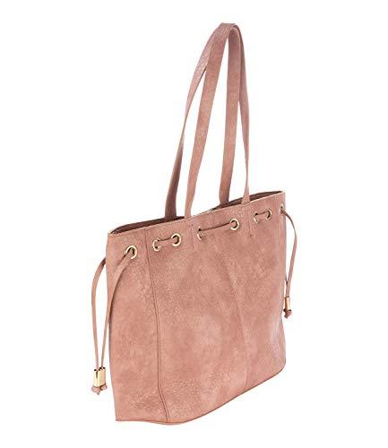 SIX Elegante Bag in Altrose aus veganem Leder (726-886)