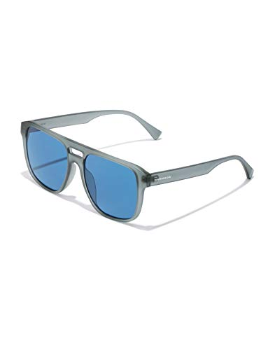 HAWKERS Vigil Gafas de Sol, Azul, One Size Unisex Adulto