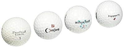 100 Golf Ball Mix