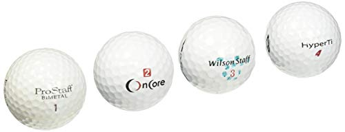 100 Golf Ball Mix - Value Styles - Pack color may vary