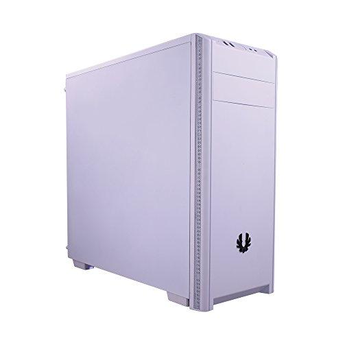 BitFenix Nova Computer-Gehäuse, Kunststoff/Stahl, ATX/Micro-ATX/Mini-ITX, Festplatte, Netzteil, 1x 120mm