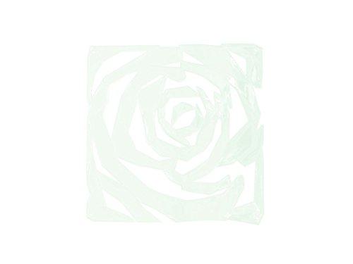showking Separador de habitación Lucie, Rosa, Transparente, Set de 4, 30cm - Biombo de separación/Decoración Moderna