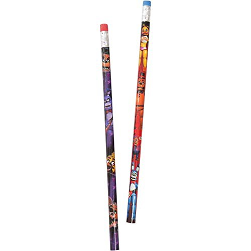 Five Nights at Freddy's Pencils / Favors (8ct)