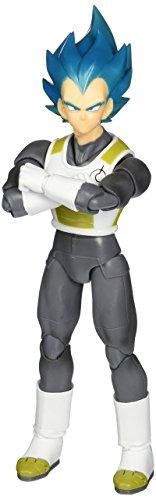 "Bandai Tamashii Nations Super Saiyan God Super Saiyan Vegeta ""Dragon Ball Super"" Action Figure"
