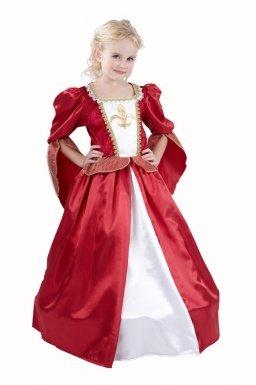 Déguisement princesse médiévale fille - 4 à 6 ans