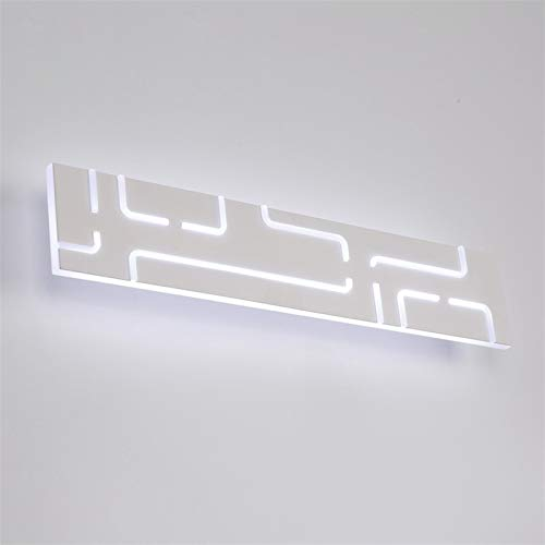 Manyao Baño nórdica Espejo del LED se Enciende for la decoración del hogar Fixture Luminaria Cocina Moderna Lámparas Led lámpara de Pared de Hierro Blanco de acrílico Avize