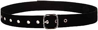 SGJFZD New Velvet Cloth Widened Girdle Ladies Fashionable Long Belt Soft Velvet Belt (Color : Black)