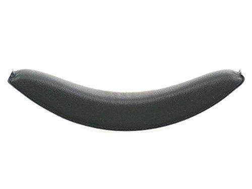 WEWOM Ersatz Bügelpolster passend für Logitech G430 und G930 Gaming Headset, Schwarz