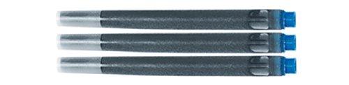Fountain Pen Refill Cartridges, permanent Blue Ink, 2 Packs of 5/Pack 10 total PAR30160