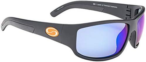 Strike King S11 Optics Caddo Matte Black Frame SG S11713 product image