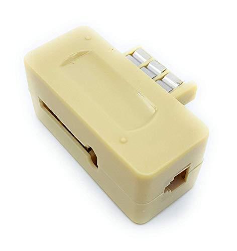Adaptateur téléphonique Gigogne / RJ11 6 Plots 91191