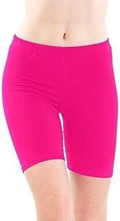 Rooliums Women'S Pink Shorts(Rooliumsclshorts1-7_Pink_Free Size)
