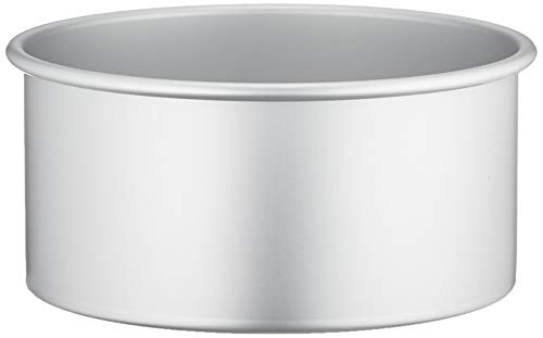 Decora 0062612 Profi-BACKFORM RUNDAUS ELOXIERTEM Aluminium Ø cm 20 X 10 H