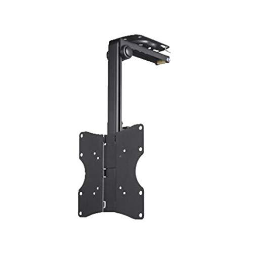 Hama Deckenhalterung TV (schwenkbar, neigbar, klappbar, höhenverstellbar, Halterung für Fernseher mit 48 – 117 cm Diagonale (19 bis 46 Zoll), bis 20 kg) schwarz