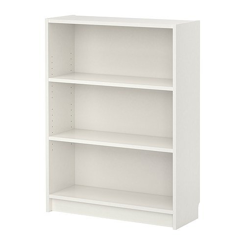 Ikea Billy – Bücherregal, weiß – 80 x 28 x 106 cm