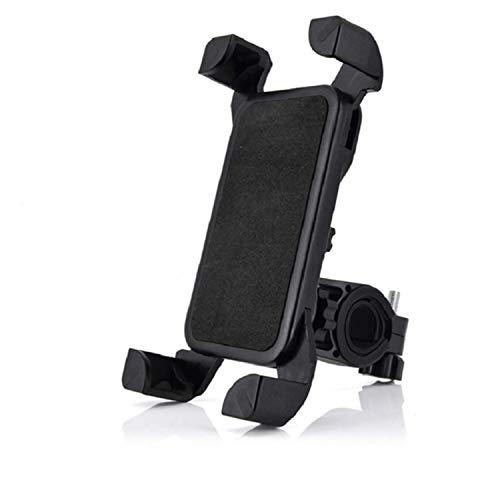 tin. Fahrrad Motorrad, Handyhalterung Handyhalter, Halterung mit 360 Grad Drehung für 3,5-6,5 Zoll Handy, Smartphone, GPS