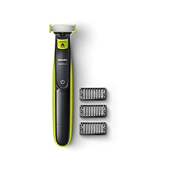 Philips QP2525/10 OneBlade Hybrid Trimmer and Shaver