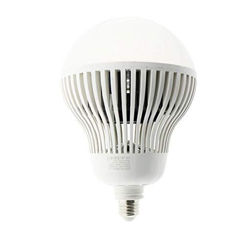 Bombilla LED E27 100W Industrial Para Nave Almacén Taller Sustitución de Bombilla Halógenos IP40 Luz Fría 6000K Ángulo 180º