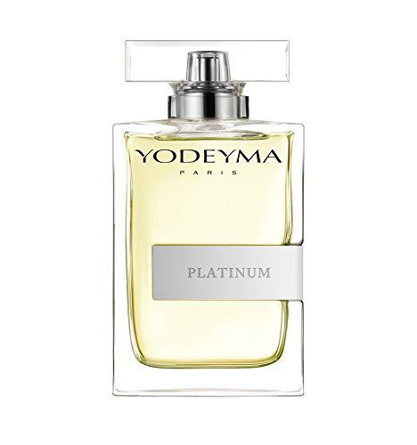 Yodeyma Platinum Eau de Parfum Homme, 100ml.(Hombre)