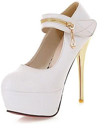 Zormey Sandales Femmes Chaussures Club D'été Occasionnels En Microfibre Talon Rouge Rose Argent Or