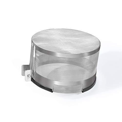 Smart Meter Cover RF Radiation Shield 98% RF Radiation Reduced Guard, 7' X 4.5' EMF Protection with Screw