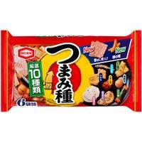 亀田製菓 つまみ種 130g 1ケース(12袋)