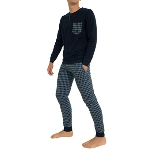 Guasch - Pijama - para Hombre Azul XXL