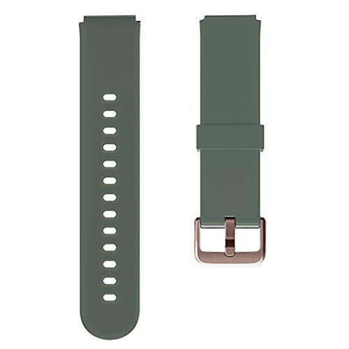 YAMAY Ersatz Armband für SW021 Smart Watch (Grün)