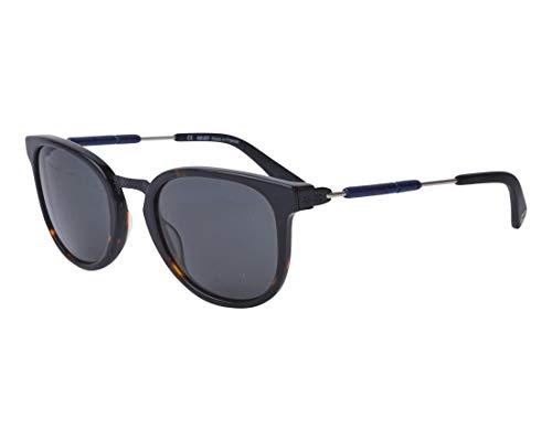 Kenzo Sonnenbrillen (KZ-5115 C02) dunkel havana - silber - grau