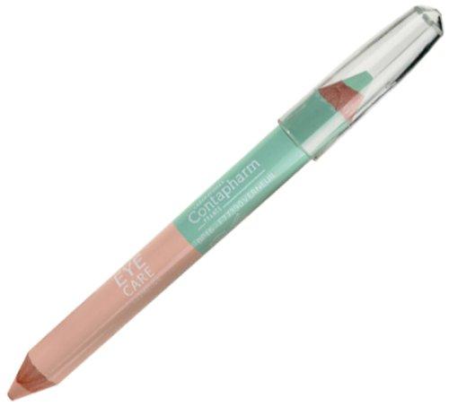 Eye Care Crayon Duo Liner 2 g - 142 : Beige-Vert,