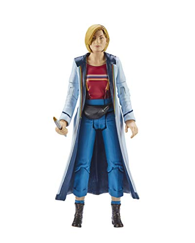 DOCTOR WHO 07035 13th Who 13. Doctor Action Figur, Nocolor