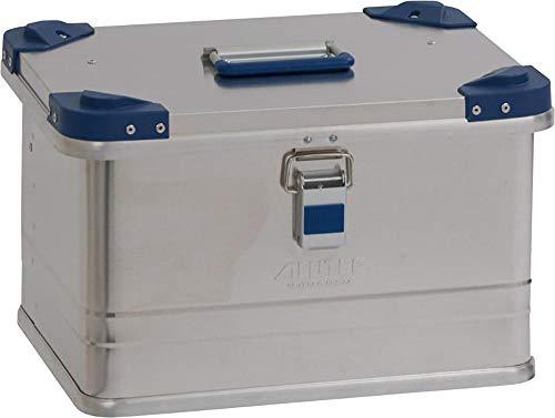 ALUTEC MÜNCHEN Transportkiste Industry 30 - Aluminium Box 30 Liter mit Deckel