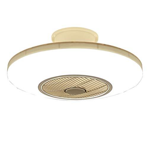Preisvergleich Produktbild YAWJ Deckenventilator Lichtern Fernbedienung,  Moderne Deckenleuchten Dimmbar 72W,  Ventilatorbeleuchtung Für Wohnzimmer,  Schlafzimmer (Color : B,  Size : 110V)
