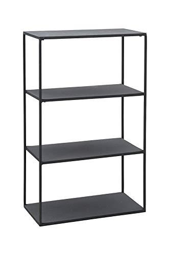 House Doctor Rack Model B, schwarz, 25 x 50 cm