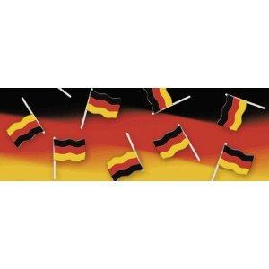 Ludwig Bähr 5 x Transparentpapier Rolle 115g/qm 50x61cm Fußball Fahnen