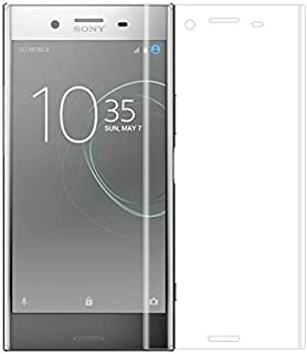 Sony Xperia XZ1 Tempered Glass Screen Protector by Muzz