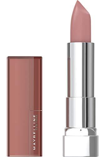 Maybelline New York Color Sensational Mattes Nudes Lippenstift Nr. 983 Beige Babe, 1er Pack (1 x 4 g)