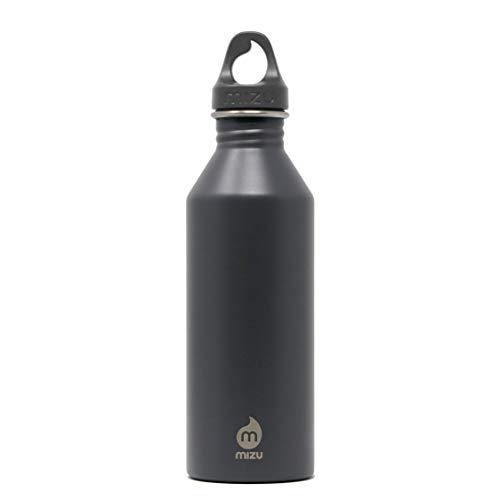 Mizu Life M8 Trinkflasche, Enduro Grey, 800ml