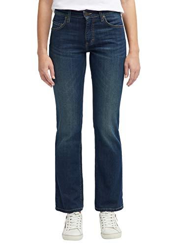 MUSTANG Damen Sissy Boot Bootcut Jeans, Blau (Dark 882), W28/L34 (Herstellergröße: 28/34)
